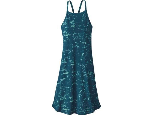 Patagonia Sliding Rock Dress Damen crackle: tidal teal